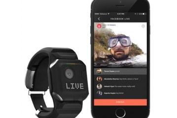 Câmera de ação edita vídeos sozinha e permite streaming no Facebook
