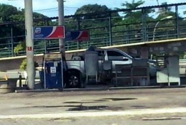 Denúncia de bomba interdita posto de gasolina no Litoral Norte