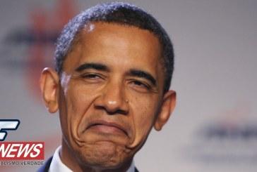 Obama constrange sua filha durante discurso