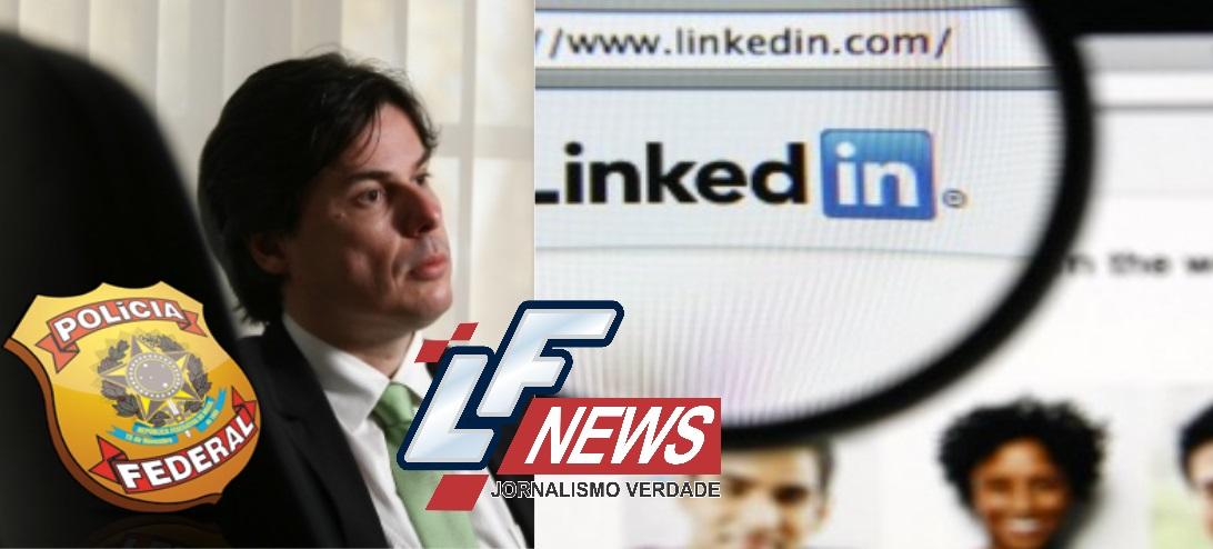 Hackers invadem LinkedIn da PF e roubam senhas