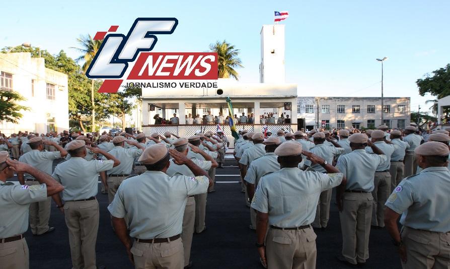 Segurança pública baiana é reforçada com mais 245 sargentos