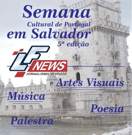 """""""Semana Cultural de Portugal em Salvador"""" chega à 5º edição no Museu de Arte da Bahia"""