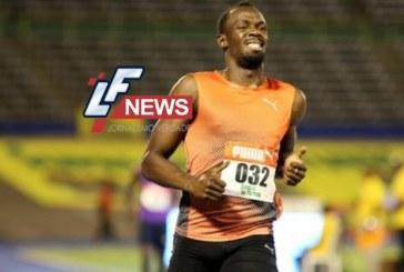 Bolt sente lesão na coxa e virá dúvida nas Olimpíadas do Rio