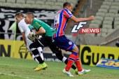 Bahia tem um desafio contra Ceará nesta noite na Arena Castelão