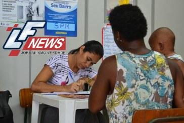 Projeto de sucesso chega ao bairro de Portão em Lauro de Freitas