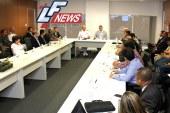 Esquemas de segurança para Jogos Olímpicos em Salvador são apresentados no Centro de Operações