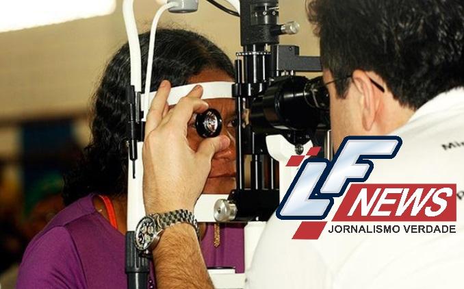 Mutirão de Glaucoma e Catarata atende população em Piatã neste domingo