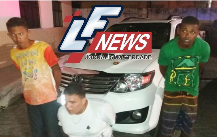 Policia prende três suspeitos de matar o milionário Dorian da Telexfree
