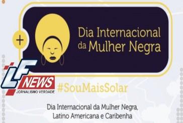Dia da Mulher Negra Latino-americana e Caribenha é comemorado no Cine Solar Boa Vista