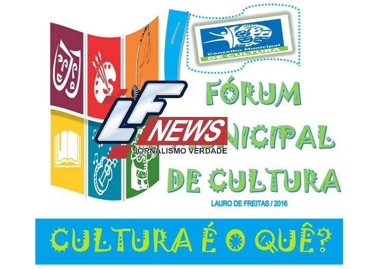 Primeiro Fórum Municipal de Cultura de Lauro de Freitas será realizado em 23 de julho