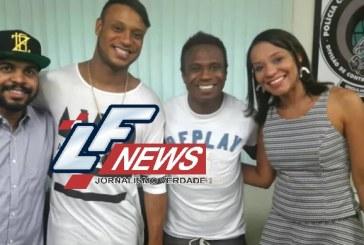 Ex-jogador Edilson paga parte de pensão atrasada e é solto em Brasília