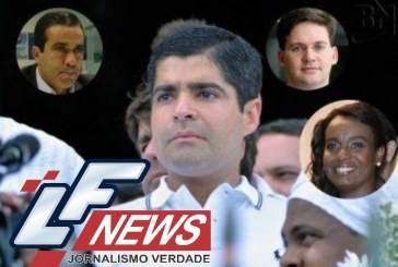 ACM Neto viajou para Brasília para resolver crise com o PRB