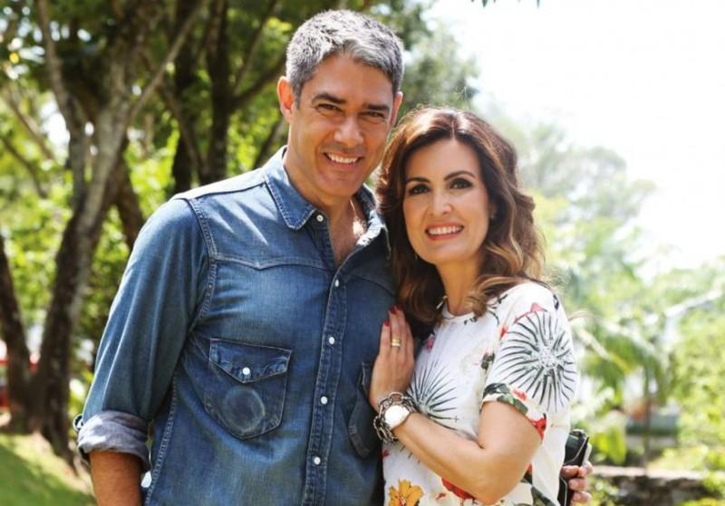 Pivô de separação entre William Bonner e Fátima Bernardes seria colega da Globo