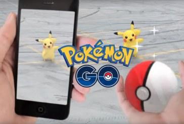 'Pokémon Go' é lançado no Brasil