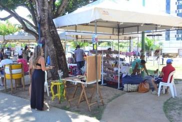 Eu, você e a Praça promove diversas ações e shows gratuitos no dia dos pais