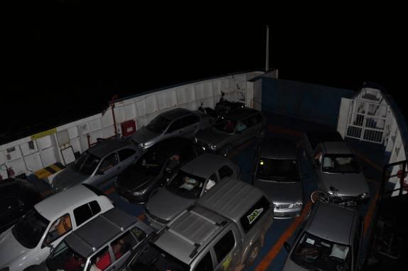 Passageiro de ferry cai no mar durante travessia Salvador-Ilha de Itaparica
