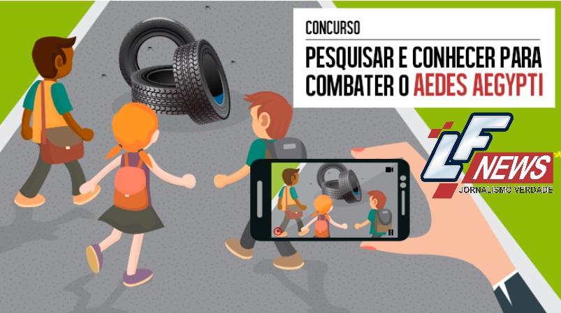 Aedes aegypti: Lauro de Freitas participa de concurso nacional