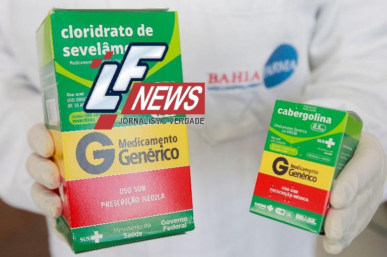 Bahiafarma produzirá medicamentos contra câncer e anemia falciforme