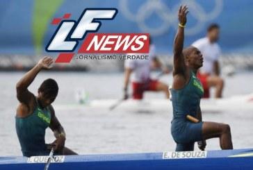 Ah, é Isaquias! Ao lado de Erlon, baiano leva prata e vira maior brasileiro em uma Olimpíada