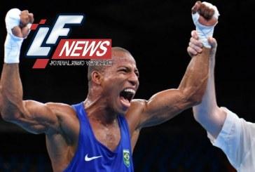 Robson Conceição derrota cubano e está na final no boxe