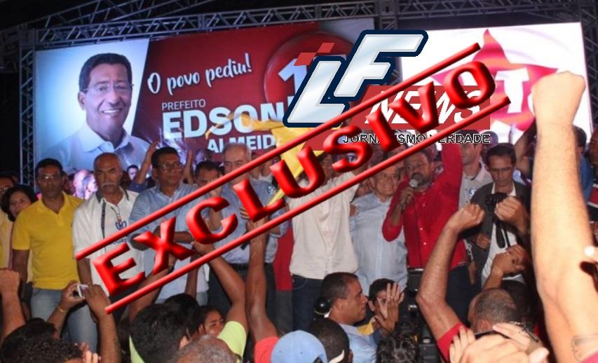 EXCLUSIVO: Edson Almeida inelegível em Simoes Filho