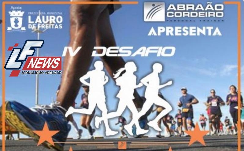 Lauro de Freitas tem inscrições abertas para corrida de 5km