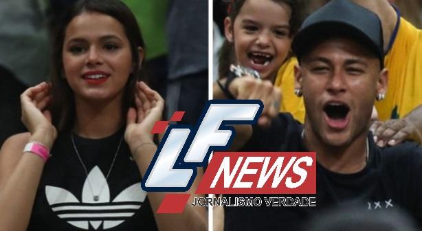 Marquezine ignora Tiago Iorc e volta com Neymar