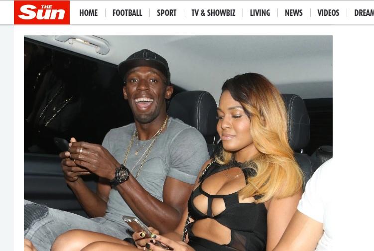 """Bolt faz """"festinha"""" particular com 10 mulheres ao mesmo tempo em hotel"""