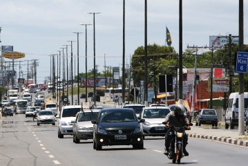 Atenções Motoristas: trecho Salvador / Lauro de Freitas sofre alterações neste final de semana