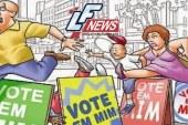 Eleição mais pobre, cidade mais limpa