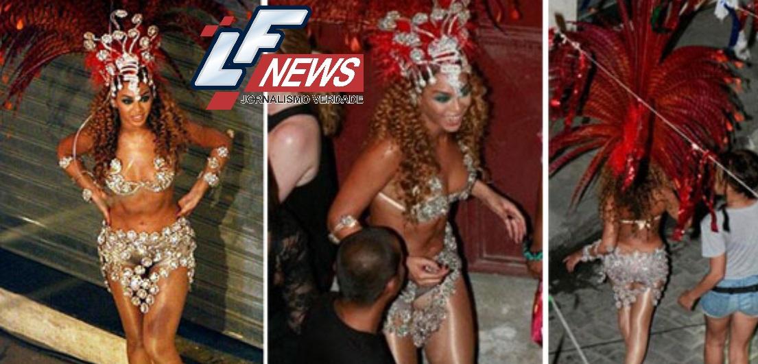 Veja motivos pelos quais Beyoncé deve vir para o Carnaval