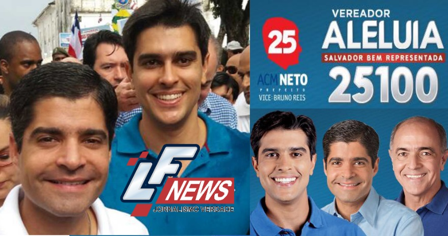 Alexandre Aleluia lança candidatura com presença de ACM Neto e diversos políticos baianos