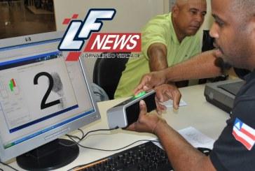Departamento de Polícia Técnica da Bahia implanta coleta de impressões sem uso de tinta