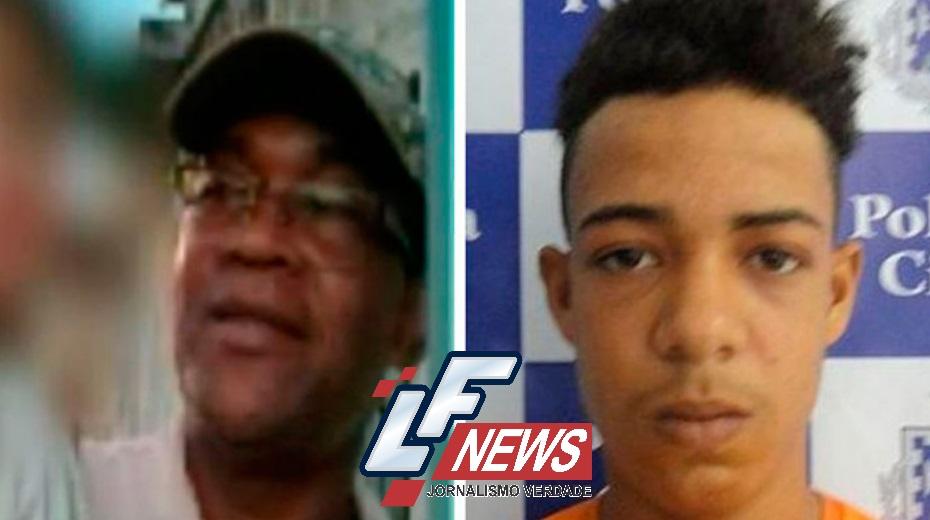 """Homem é morto no lugar do filho e na frente do neto: """"Juízes do tráfico fizeram o julgamento"""""""