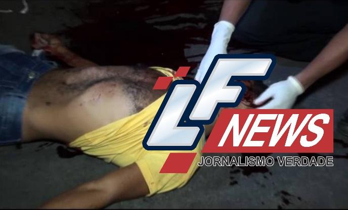 """Jovem é assassinado durante festa de """"Paredão"""""""