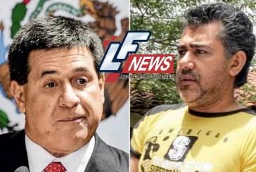 PCC oferece prêmio de R$ 20 milhões a quem matar presidente paraguaio