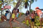Festa 'Pé De Criança – Vem Brincar' é realizada em Lauro de Freitas