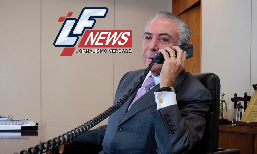 Temer telefonou para todos os líderes para agradecer aprovação do PEC