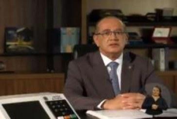 Presidente do TSE garante sigilo do voto e segurança das eleições deste domingo
