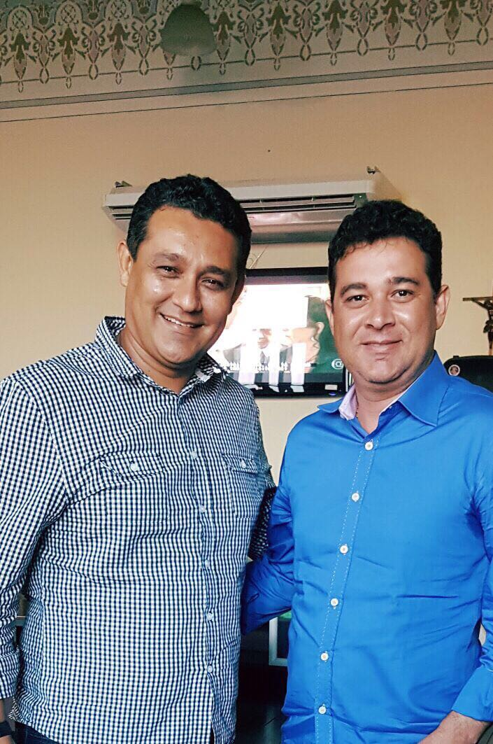 Alexandre Marques reúne-se com presidente do PRP de Feira