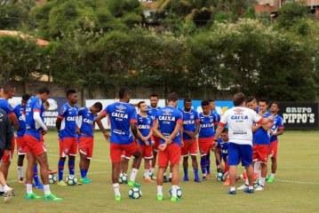 Bahia embarca rumo à primeira partida da final do Nordestão