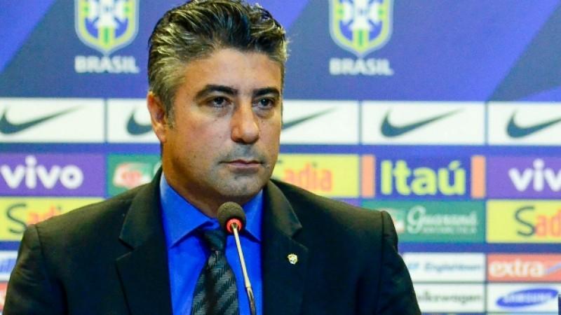 Alexandre Gallo é o novo técnico do Vitória