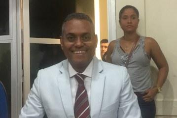 Edilson Ferreira solicita a criação das calçadas verdes e/ou ecológicas em Lauro de Freitas