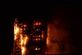 Sobe para 17 número de mortes provocadas por incêndio em prédio de Londres