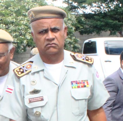 MP desmente informação de que investiga comandante da PM