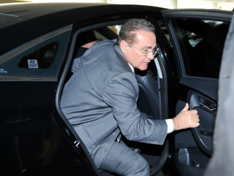 STF autoriza inquérito contra Renan