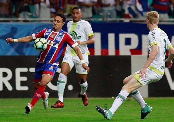 Bahia perde pra Chape na Fonte e ver sonho da Libertadores ...