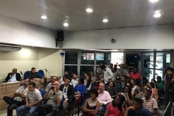 Vereador Isaac de Belchior emite parecer favorável para aprovação do Plano Municipal de Saneamento Básico de Lauro de Freitas