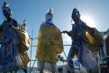 Governo paga R$ 6,3 mi para blocos afro no carnaval