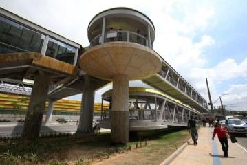 Inaugurado conjunto de passarelas da região da Rodoviária de Salvador